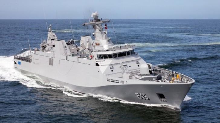 """Operațiunea """"Corveta Multirol"""": Ministrul Apărării se antepronunță fără a avea acest drept!"""