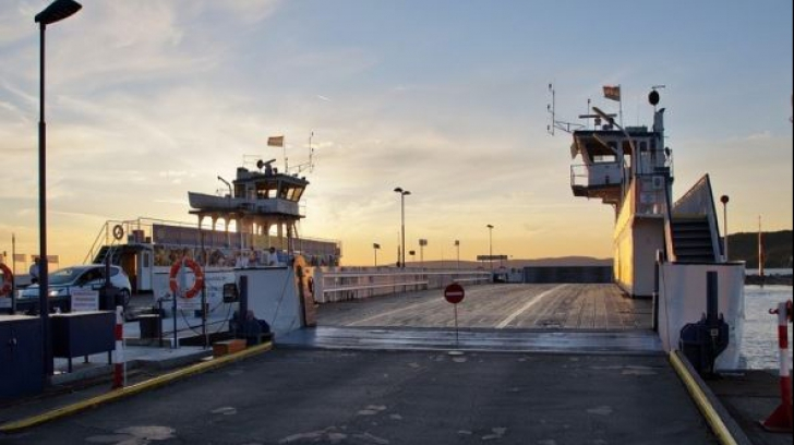 Cursele feribot dintre Germania și Danemarca, suspendate în urma unei amenințări