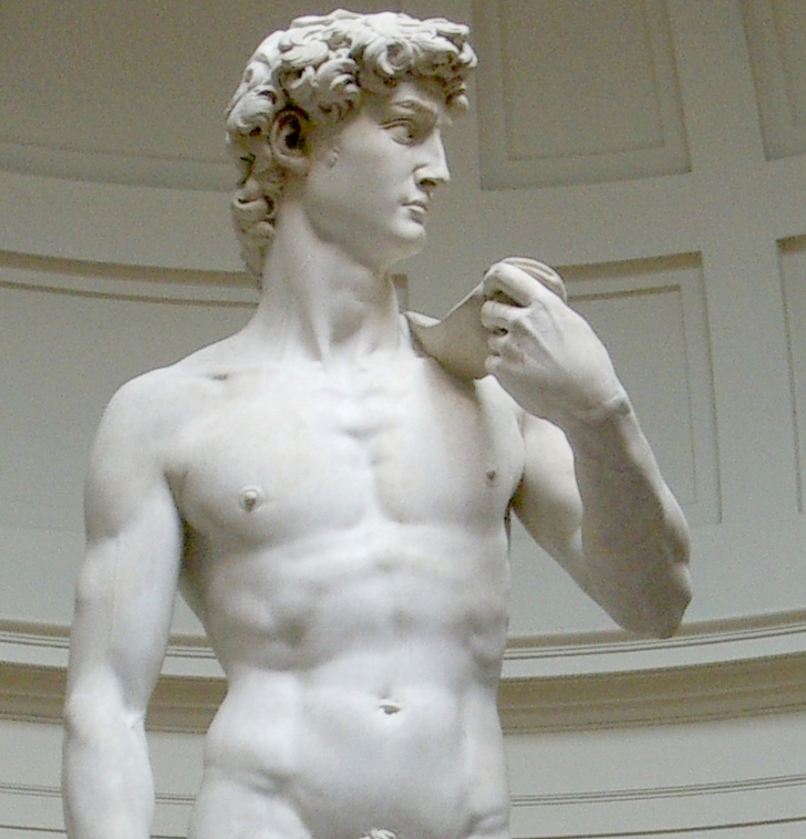 Celebra statuie a lui DAVID. Ce nu se ştia despre opera de artă a lui Michelangelo