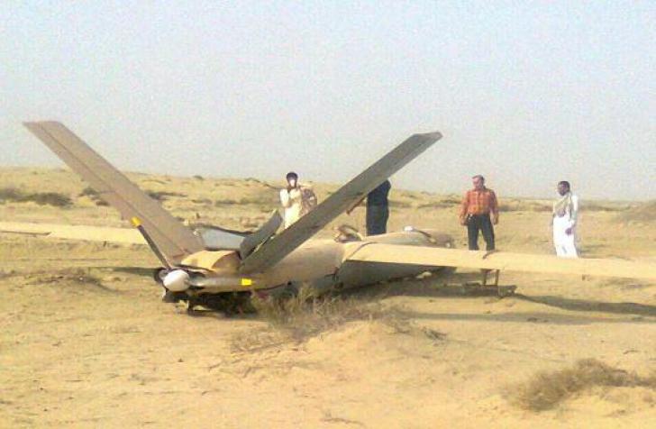US Airforce a doborât o dronă cu muniție la granița dintre Siria și Iordania