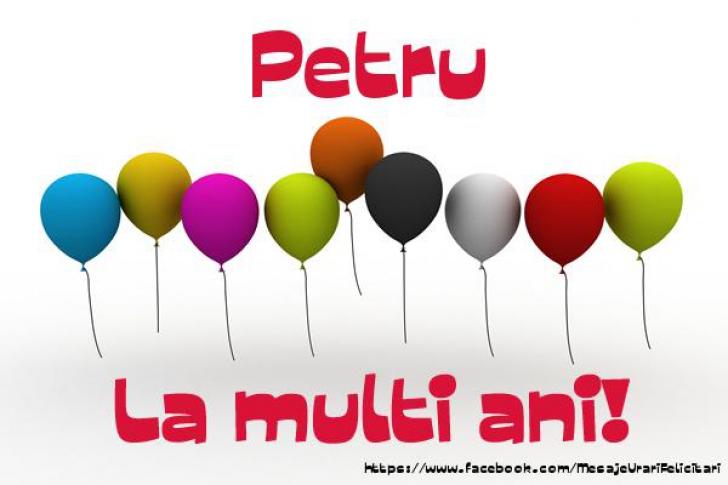 Felicitari petru si pavel mesaje la multi ani