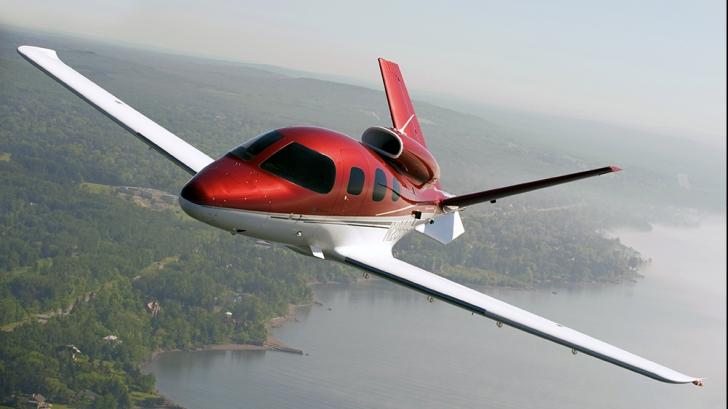 Acesta este cel mai ieftin avion privat cu reacţie din lume! Cât costă și cum arată