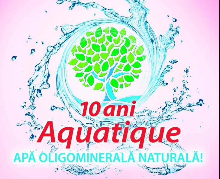 Aquatique, 10 ani de creșteri spectaculoase (P)