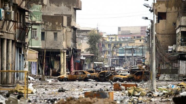 Militari irakieni antrenaţi de forţele americane au EXECUTAT zeci de prizonieri, la Mosul