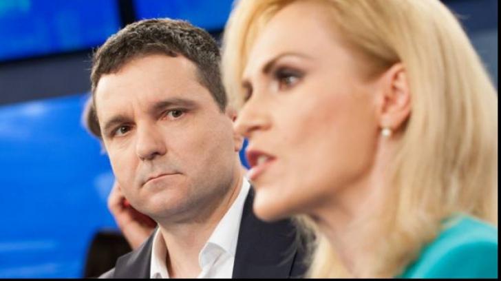 Nicușor Dan vs Gabriela Firea