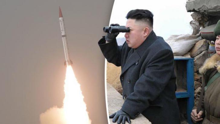 Anunțul care trimite unde de șoc în lume! Coreea de Nord amenință SUA cu racheta nucleară