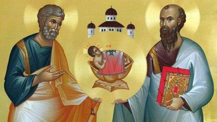 Sf Petru și Pavel: tradiții și obiceiuri