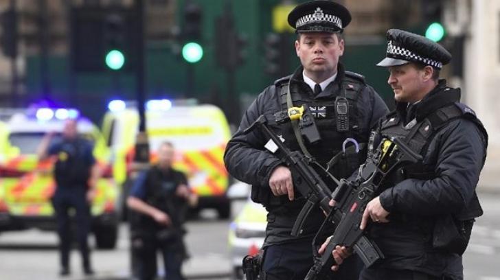Atentat Londra: Poliţiştii au tras un număr FĂRĂ PRECEDENT de gloanțe pentru a-i opri pe atacatori