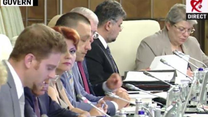 Prima ședință a noului Guvern. Fondul Suveran de Investiții, printre priorități