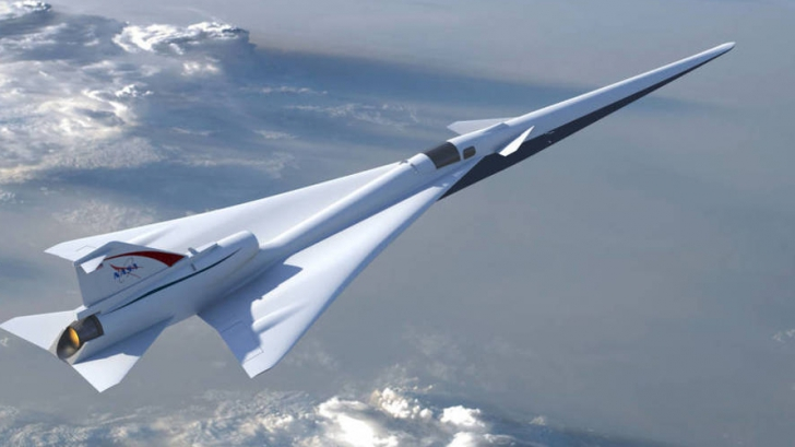 Avion supersonic
