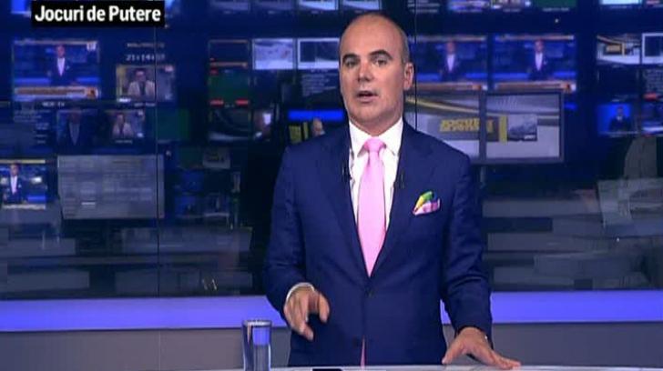 Rareş Bogdan: Realitatea TV a redevenit prima televiziune de ştiri din România