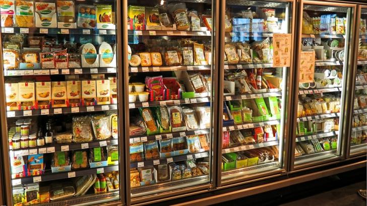 Principii de bază în amplasarea mărfurilor în magazine și supermarket-uri (P)