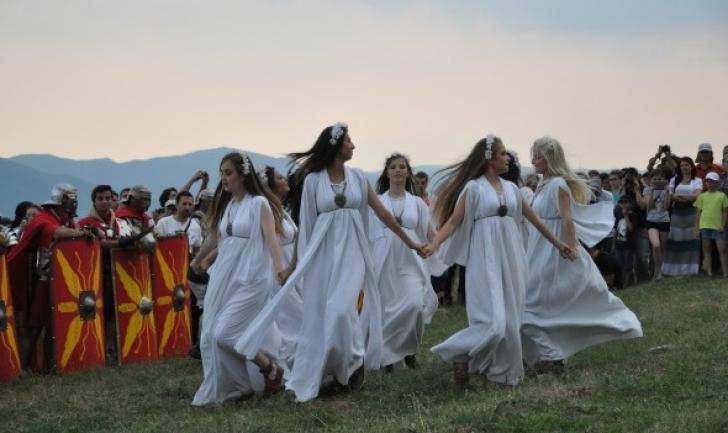SÂNZIENELE 2017, DRĂGAICA. Tradiţii, obiceiuri