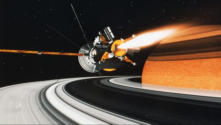 Mister cosmic: Ce obiect neidentificat a făcut gaura din inelul exterior al lui Saturn?