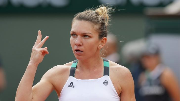 Simona Halep s-a calificat în sferturile de la Eastbourne