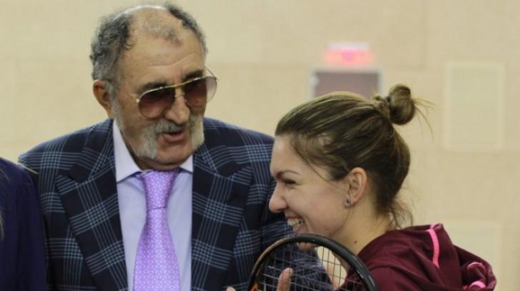 Simona Halep, dezvăluire-şoc.Ce i-a făcut Ţiriac după meciul cu Svitolina:I-am zis să nu mă lovească