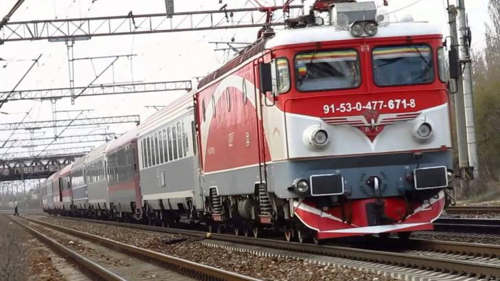 Lista completă cu trenurile care vor avea ÎNTÂRZIERI din caza caniculei