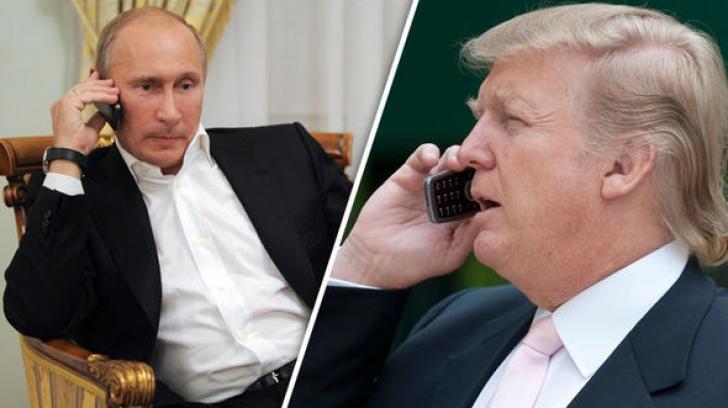 Putin şi Trump vor discuta la Summitul G8 din Germania, dar nu vor avea o întâlnire bilaterală