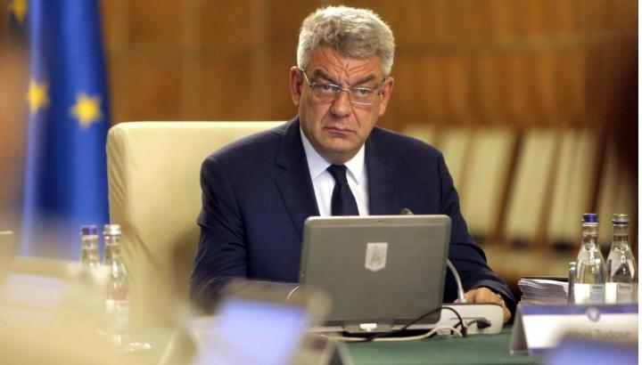 Premierul Mihai Tudose: Nu remaniez pe nimeni. Am cerut un…