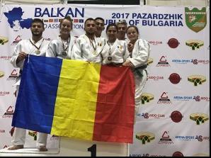 Triumf românesc la Balcaniada din Bulgaria: judokanii români au boţinut 8 medalii în prima zi