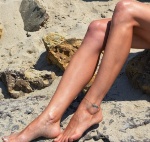 Femeia cu sindromul FOS - Foot Orgasm Syndrome