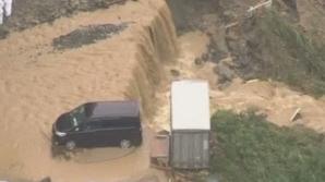 Japonia: Bilanţul inundaţiilor creşte la 25 de morţi