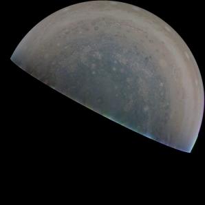 Fotografii NASA cu Jupiter