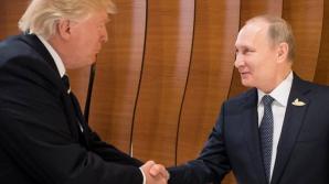 Intalnire Putin - Trump