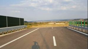 Autostrada din câmp