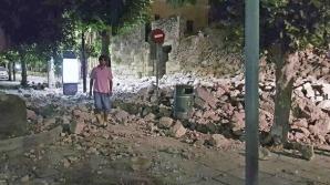 CUTREMUR de 6,7 lângă Bodrum. Staţiuni din Grecia şi Turcia, lovite de TSUNAMI: 2 morţi, 100 răniţi