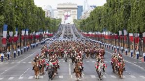 Azi este Ziua naţională a Franţei, o sărbătoare cu valoare europeană