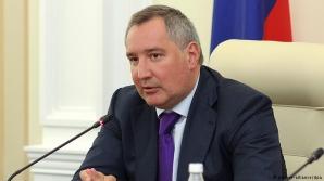 """Rogozin: România e """"o marionetă a SUA"""". Avionul lui Meleşcanu a evitat o escală în Rusia"""