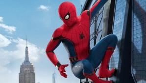 """""""Spider-Man: Homecoming"""", pe primul loc al box-office-ul nord-american"""