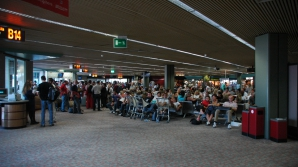Haos pe aeroporturile din Italia. Grevă naţională la nivelul transportului aerian