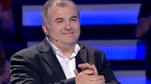 Florin Călinescu a strâs o sumă IMENSĂ din televiziune. Câţi bani a încasat