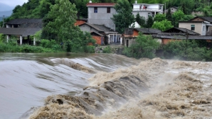 Cel puţin 18 morţi şi 18 dispăruţi în inundaţiile din nord-estul Chinei
