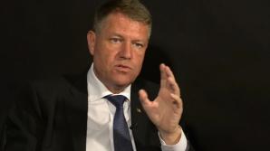 Klaus Iohannis a promulgat fără obiecţii noua lege
