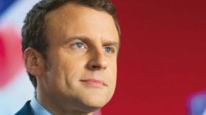 Criză de imagine pentru Macron. Cea mai mare scădere de popularitate a unui președinte francez