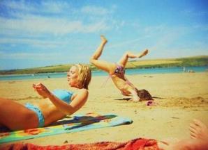 Cele mai penibile fotografii făcute la plajă. VEZI GALERIA FOTO