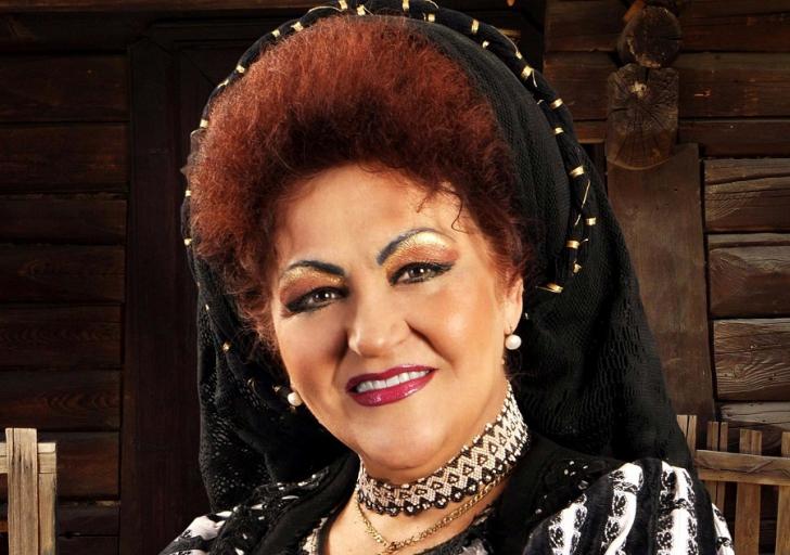 Elena Merișoreanu, interpretă de muzică populară