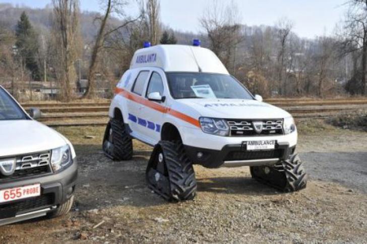 Un nou model de Dacia Duster i-a uimit pe toţi românii. Ce a apărut pe străzi
