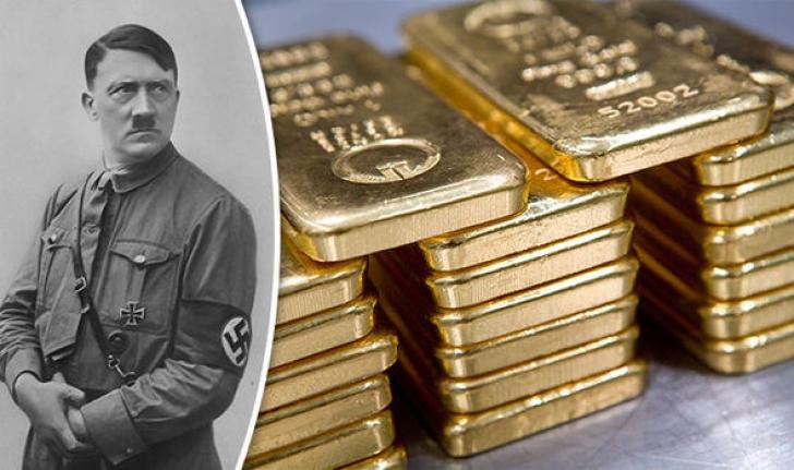 Unde şi-au ascuns naziştii aurul? Gest disperat, în timpul războiului - COMOARA, descoperită acum!