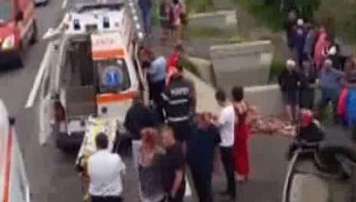 Accident șocant în Dolj! O persoană a MURIT și alte două sunt în stare GRAVĂ
