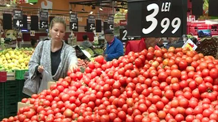 Alimente mai proaste în România