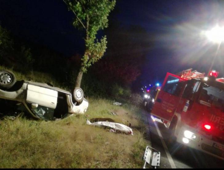 Grav accident de circulație în Arad. Cel puțin cinci victime. Trei au fost găsite decedate