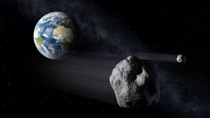 Asteroid pe cale să lovească pământul. Ce strategie are NASA