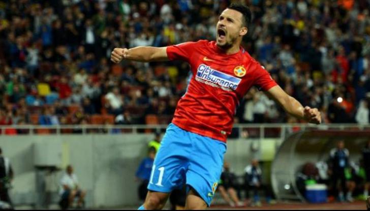 UEFA, veste bună despre Constantin Budescu, de la FCSB