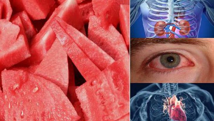 Ce ţi se întâmplă dacă mănânci o felie de pepene roşu zilnic, timp de 7 zile!