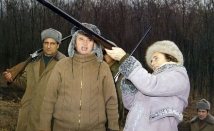 Pușca lui Nicolae Ceaușescu a fost scoasă la licitație. Află detalii despre piesa de colecție