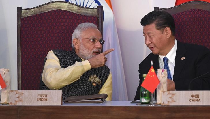 Tensiuni crescânde în Asia. Război de orgolii între China și India alimentat de mass media